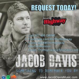 Ways to request Something To Remember You By on Sirius XM The Highway