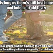Jacob Davis Music; Something to Remember You By