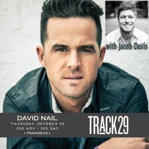 Jacob and David Nail play Track 29 on Thursday